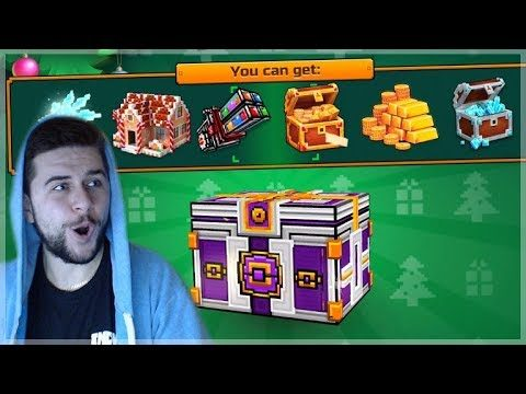 Pixel Gun 3D | OMG!! MEGA CHEST OPENINGS! SUPER LOTTERY CHESTS!! DID WE GET LUCKY!?!?