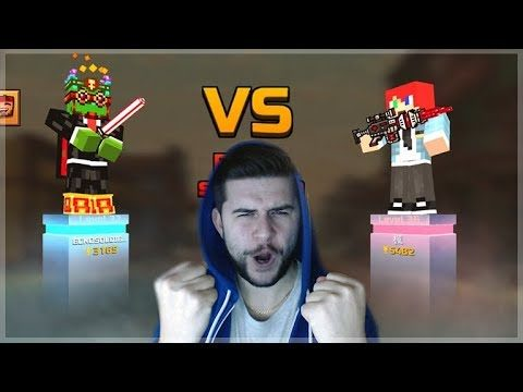 Pixel Gun 3D | THE 10 WINS IN A ROW 1V1 CHALLENGE!! WE MADE PEOPLE RAGE QUIT!!