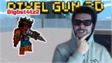 Pixel Gun 3D | WE BEAT! Bigbst4tz2!! WE DOMINATED WITH THIS WEAPON COMBO!