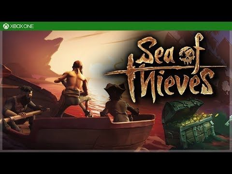 Sea Of Thieves | THE EPIC PIRATE ADVENTURES!! (Xbox One X Gameplay)