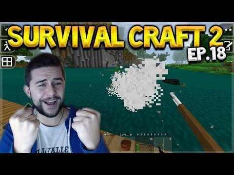 Survival Craft 2 – THE BEST EPISODE EVER! WE CRAFTED A GUN IN SURVIVAL CRAFT! Let's Play (18)