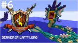 THEY HAVE A POKEMON MINE!! LattyCraft episode 6 (Minecraft Prisons Miner)
