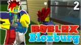 WE GOT KICKED OUT OF A HOUSE PARTY!! | Roblox BLOXBURG Episode 2