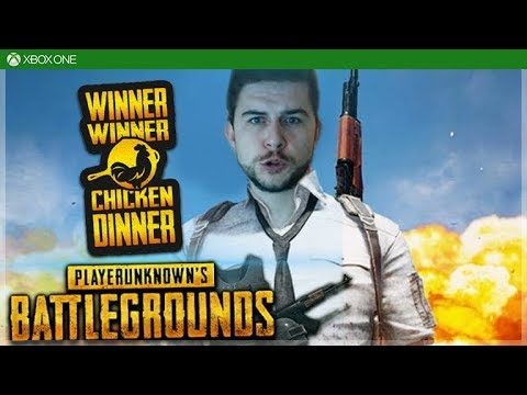 [XBOX ONE X] PLAYER-UNKNOWN'S BATTLEGROUNDS DUOS CHICKEN DINNERS!