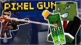 YOU SHOULD ONLY BUY THIS WEAPON IF YOU ARE SKILLED!! LITTLE CTHULHU | Pixel Gun 3D