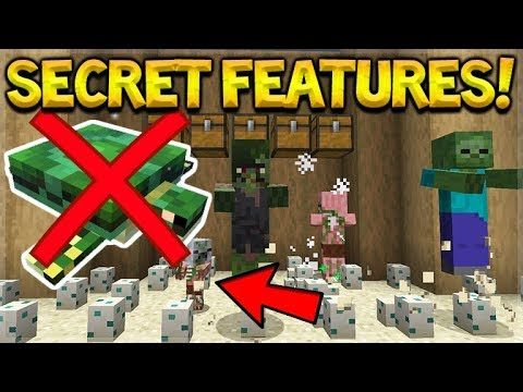10 SECRET THINGS YOU DIDN'T KNOW ABOUT THE UPDATE AQUATIC!