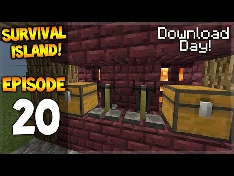 DOWNLOAD MY SURVIVAL ISLAND WORLD TODAY!! Survival Island – Let's Play Episode 20