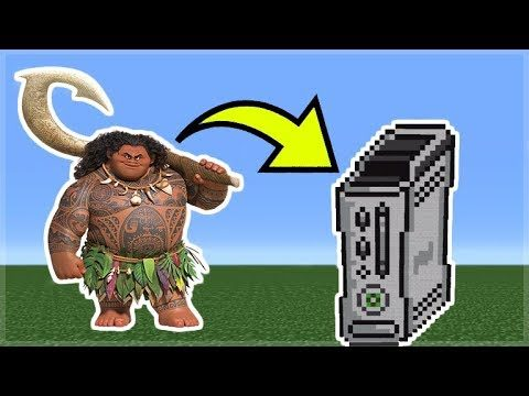 MOANA ADDED TO MINECRAFT – Minecraft Console Edition Title Update 62 Released!