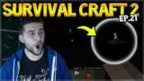 OMG! WHAT DID WE JUST FIND WAS IT A ORCA, DOLPHIN OR WHALE!! Survival Craft 2 Let's Play (21)