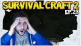 Survival Craft 2 – OMG! I LOST EVERYTHING BECAUSE OF THE CHALLENGING GAMEMODE! Let's Play (23)