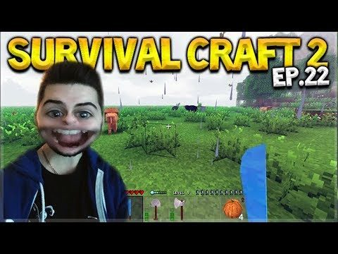 Survival Craft 2 – THE FIGHT FOR THE ANIMAL KINGDOM!! Let's Play (22)