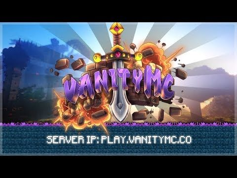 THE BEST FACTIONS SERVER! – Minecraft VanityMC Custom Plugins! (PC Factions Server)