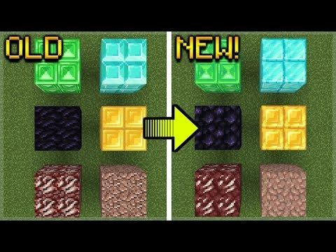 The Minecraft Textures Have Changed AGAIN – Are They Any Better???