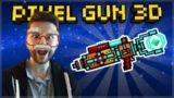 This weapon causes so much destruction! Epic Space Desinfector! | Pixel Gun 3D