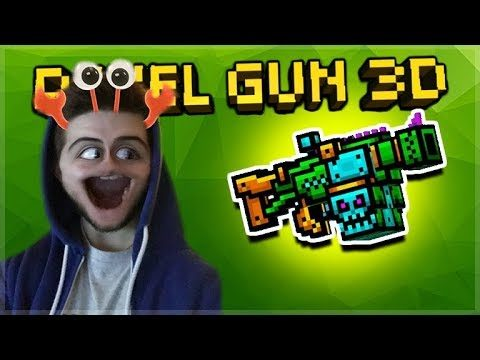 THIS WEAPON IS THE NEW JUDGE! THE ADAMANT BOMBER IS WAY TO OP! | Pixel Gun 3D