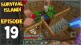 WE HAVE SO MANY BABY VILLAGERS! Survival Island – Let's Play Episode 19