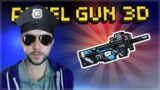 WORKING FOR THE POLICE WITH THE LEGENDARY FUTURE POLICE RIFLE! | Pixel Gun 3D