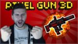 WOW! THE BLACK MAMBA IS THE BEST WEAPON IN THE GAME! Pixel Gun 3D
