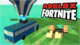 FORTNITE BATTLE ROYALE IN ROBLOX! (Roblox Island Royale)