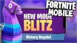 Fortnite: Battle Royale iPad Pro – NEW BLITZ GAMEMODE! iOS Fortnite (Fortnite Mobile Gameplay)