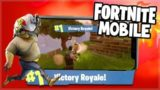 FORTNITE: BATTLE ROYALE MOBILE – DREAM TEAM VICTORY ROYALES!