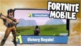 Fortnite MOBILE Gameplay – PRO Victory Royale Players! – iOS Fortnite (Fortnite Mobile Gameplay)