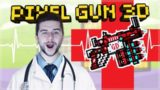 I BECAME THE GOOD DOCTOR! RARE SPECIAL WEAPONS! | Pixel Gun 3D