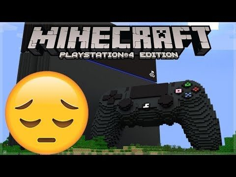 Minecraft PlayStation 4 – Better Together Update Crossplay What Is Happening?