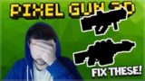 OMG!! OP WEAPONS CHALLENGE SINCE 13.5.0 THEY NEED TO FIX THESE!! | Pixel Gun 3D