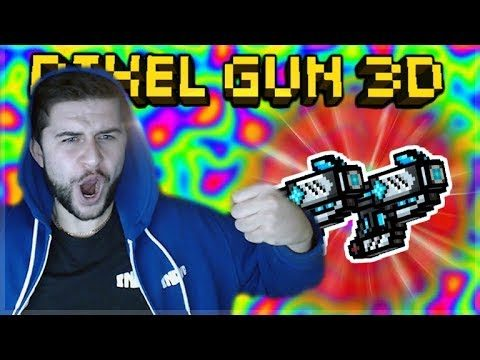 OMG! THE LEGENDARY MULTITASKERS ARE THE BEST BACKUP WEAPON!! | Pixel Gun 3D