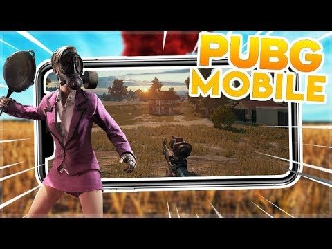 PUBG MOBILE – GETTING THEM WINNER WINNER CHICKEN DINNERS!