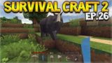 Survival Craft 2 – OMG! WE FOUND THE ANIMAL KINGDOM! & NEW ISLANDS! Let's Play (26)