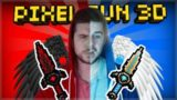 THESE ARE THE BEST MELEE WEAPONS IN THE GAME UNSTOPPABLE GOOD & EVIL! | Pixel Gun 3D