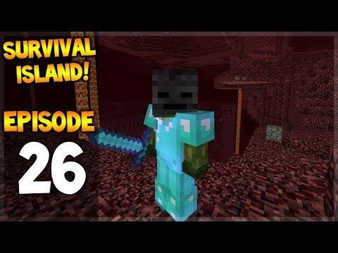 THESE ARE THE HARDEST THINGS TO FIND!! Minecraft Survival Island – Let's Play 26