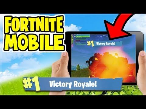 FORTNITE MOBILE – SQUADS WITH YOU!! THE PERFECT ENDING! (1)
