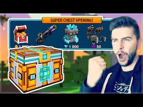 🔴[LIVE] Pixel Gun 3D | MEGA SUPER CHEST OPENING WITH SUBSCRIBERS!!