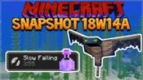Minecraft 1.13 Snapshot 18w14a – NEW Potions, Items & Trident Behaviour!! (Aquatic Update)