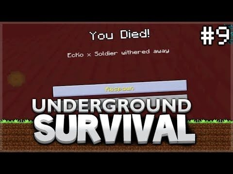 Minecraft Xbox – Underground Survival – The List! Episode 9