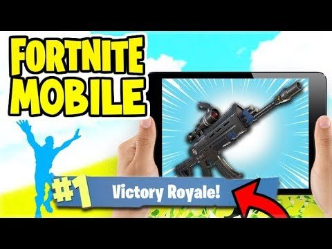 OMG! MOST INSANE ENDING EVER! Fortnite MOBILE: Gameplay SQUADS With Subscribers! (2)