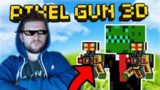 PIXEL GUN 3D OMG! I WON THE SNIPER TOURNAMENT ON MY OWN!!