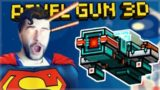 Pixel Gun 3D | THE ALIEN WEAPONS ONLY CHALLENGE!! TAKING ON BATTLE MECHS & ROBOT SAMURAI!