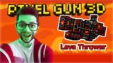 Pixel Gun 3D | THIS WEAPON IS A 1 HIT KILL MACHINE! LAVA THROWER!