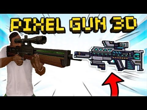 Pixel Gun 3D | WOW! THIS SNIPER RIFLE SHOULD HAVE BEEN A PRIMARY WEAPON! LEGENDARY NEUTRALIZER!