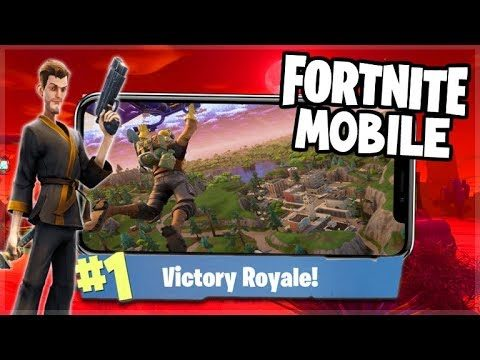 TAKING OVER TILTED TOWERS! BEST VICTORY YET!! – Fortnite Battle Royale MOBILE!
