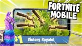 THE SUPER SECRET POWER OF THE BUSH! – Fortnite Battle Royale MOBILE