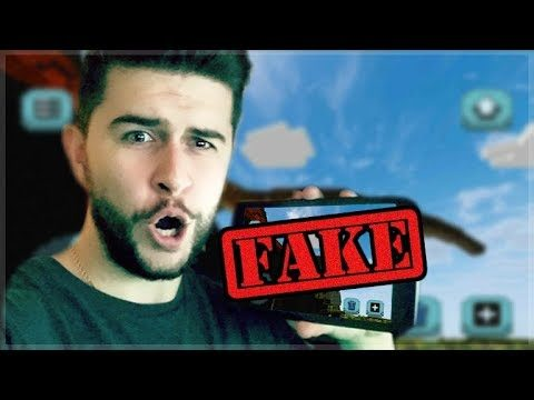 THE TOP 5 WORST MINECRAFT POCKET EDITION – FAKE RIP OFF APPS!
