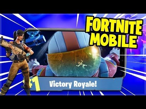 UNSTOPPABLE SQUADS WITH SUBSCRIBERS!  – Fortnite MOBILE Gameplay (Fortnite iPad Pro)