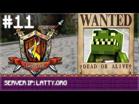 WE HAVE RETURNED TO TAKE OVER!! Minecraft LattyCraft Miners! Episode 11 (Minecraft Prison Miners!)