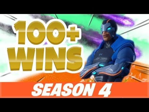 🔴 100+ WINS! // TAKING OVER DUSTY! // Fortnite Season 4 Tier 100 Grind!