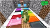 AQUATIC UPDATE! THE HOUSE OF BEDS! Minecraft Survival Island (39)